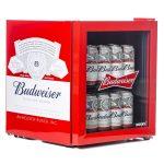 Red Budweiser Drinks Cooler