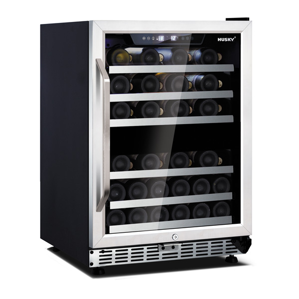 HUS-ZY8-D-SS-44 Husky Wine Cooler