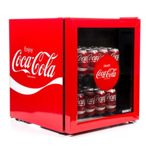 HUS-HU255 Coca-Cola Drinks Cooler